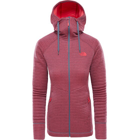The North Face Hikesteller MD Jacket Women Grisaille Grey/Atomic Pink
